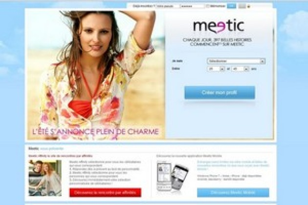 Meetic racheté par son concurrent Match.com