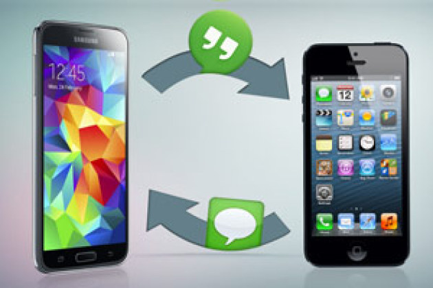 Transfert Sms Android Vers Iphone Mac