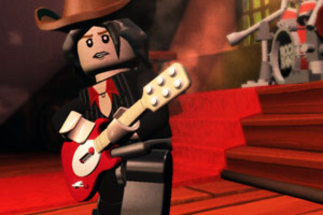 Lego Rock Band, de Warner Bros. Interactive