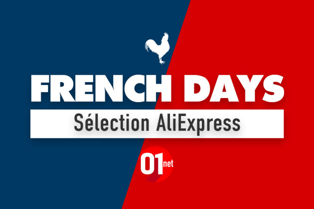 French Days 2020 : les meilleures promotions chez AliExpress
