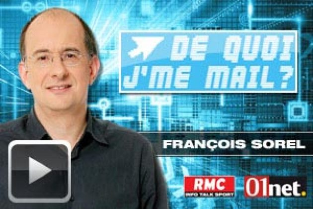 De quoi j'me mail, le podcast [14/10]