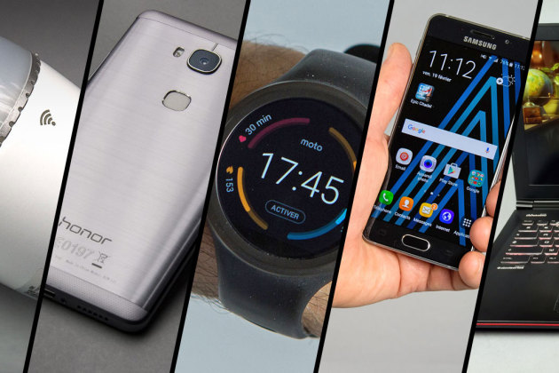 Samsung Galaxy A3, Moto 360 Sport, Honor 5X... le top 5 des tests