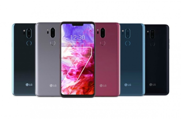 Image supposée du LG G7 ThinQ