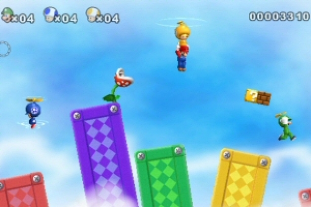 New Super Mario Bros Wii, la double dose de plaisir