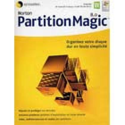 PartitionMagic 8.0