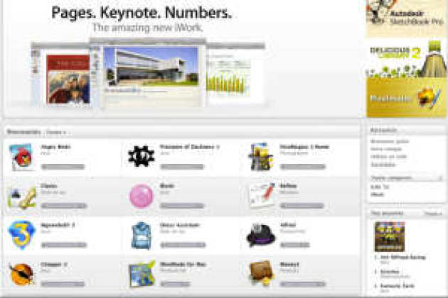 Mac App Store, d'Apple