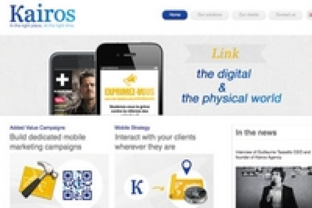 Kairos : Les QR Codes au service du marketing
