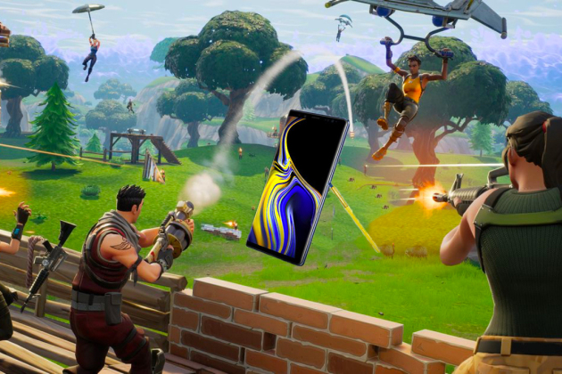 Fortnite fin août sur Android ?