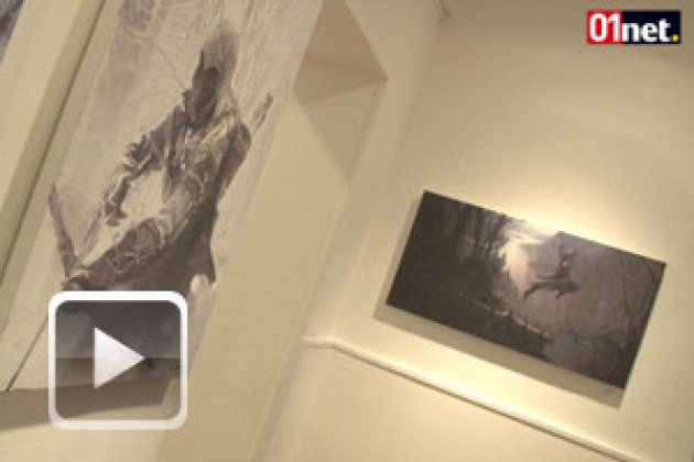 Assassin's Creed s'expose en peinture
