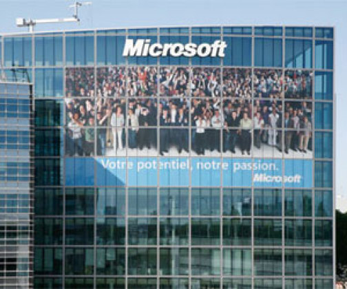 Microsoft France :  la politique RH en 10 questions