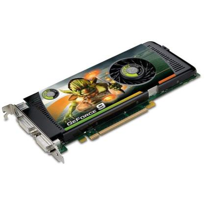 Point Of View GeForce 9600 GT