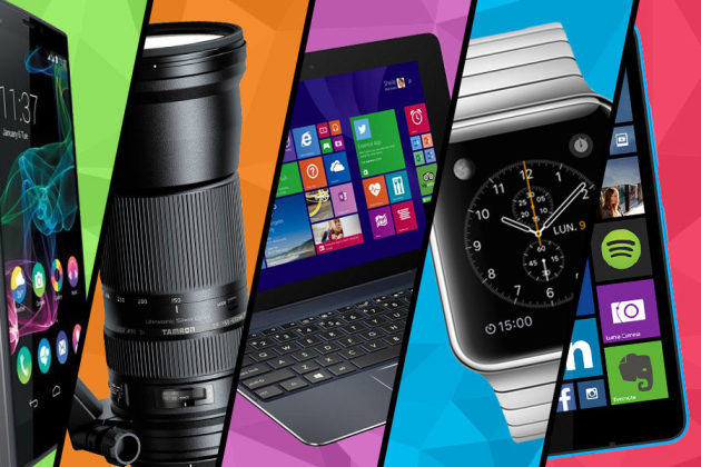 Apple Watch, Wiko Ridge Fab 4G, Asus Transformer Book T100 Chi... le top des tests
