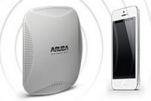 Aruba Networks : Des connexions Wi-Fi plus performantes