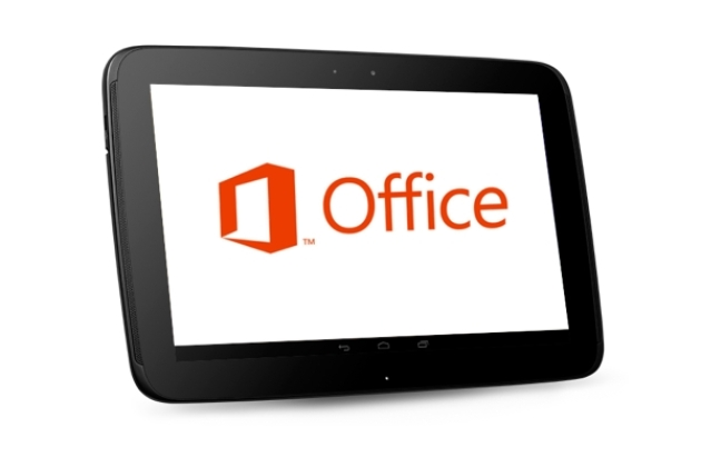 Microsoft finaliserait sa version d'Office pour les tablettes sous Android