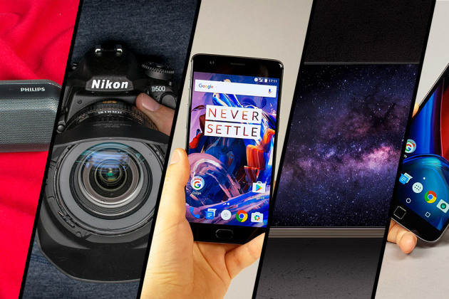 OnePlus 3, Nikon D500, Moto G4 Plus... le top 5 des tests