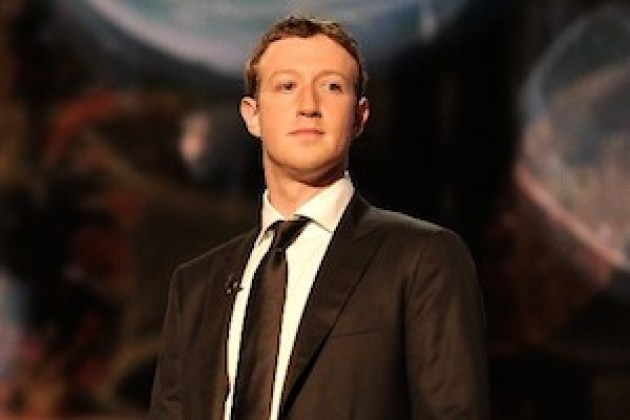 Mark Zuckerberg vend pour 2,3 milliards dollars d'actions Facebook