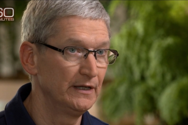Tim Cook défend le chiffrement sans faille des iPhone