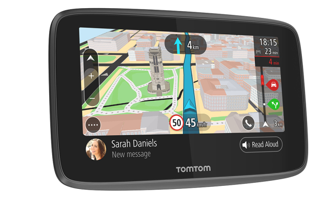 carte europe tomtom go 520
