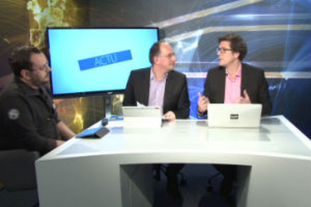 01LIVE HEBDO #02 : Revente Motorola, Beats Music, Montebourg anti low-cos  (30/01)