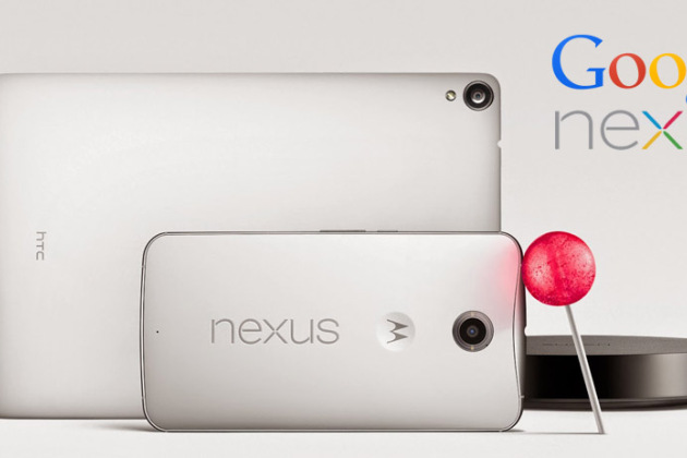 Nexus 9 : Google officialise sa tablette sous Lollipop