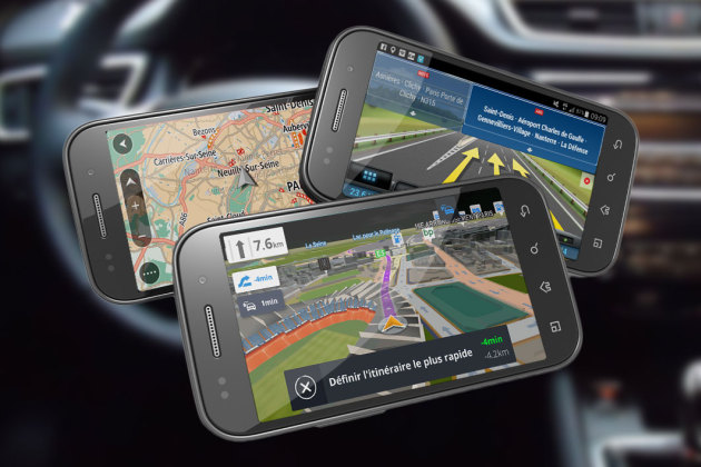 Waze, TomTom, ALK, Sygic... le top des applications GPS