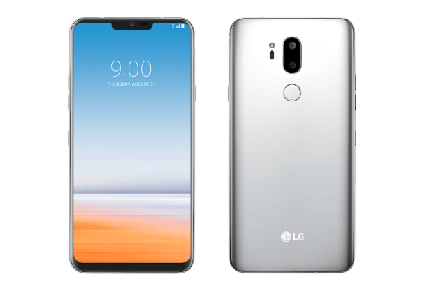 Le possible LG G7.