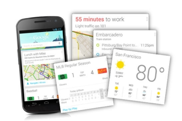 Android : Google Now s'ouvre aux applications tierces
