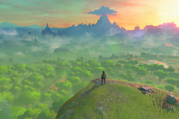 The Legend of Zelda : Breath of the Wild, le célèbre RPG renouvelé