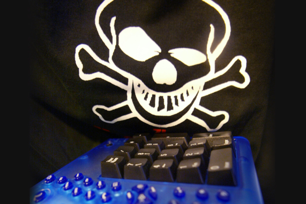 piratage hacker pirate sécurité