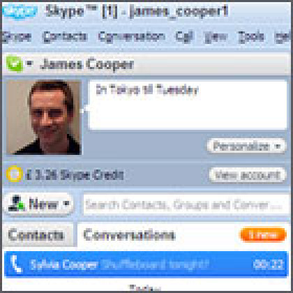 Skype 4.0 disponible en version finale
