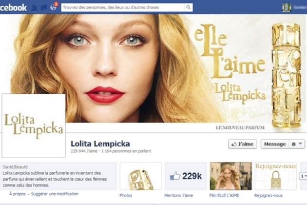Lolita Lempicka choisit la plateforme ID Contact pour gérer son marketing one to one