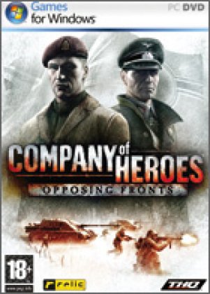 1- Company of Heroes : Opposing fronts