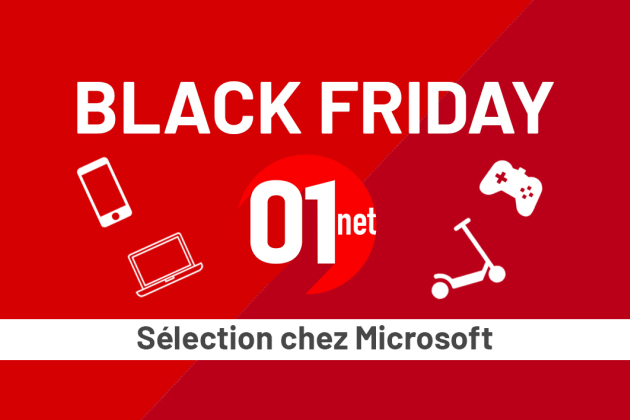 Black Friday : Xbox, Surface, Office... les bons plans Microsoft