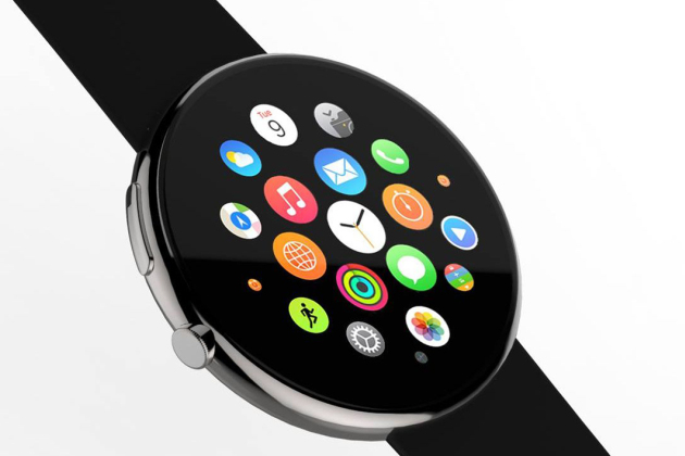 L'Apple Watch pourrait devenir ronde