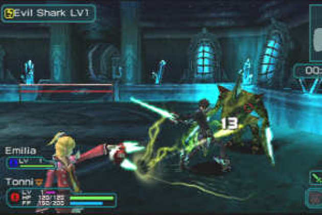 Phantasy Star Portable 2, de Sega