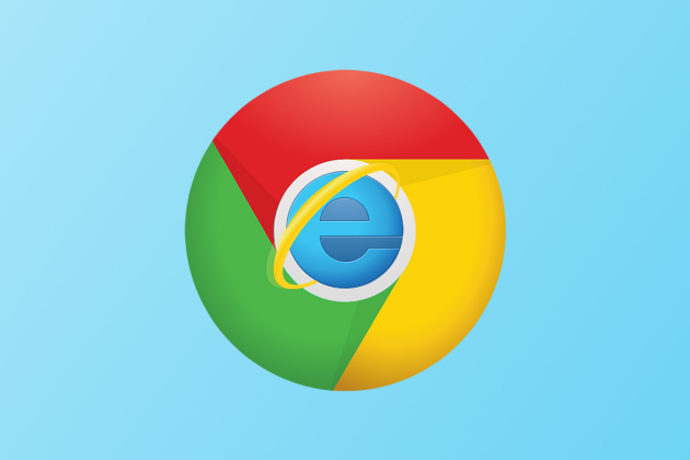 Internet Explorer battu par Google Chrome