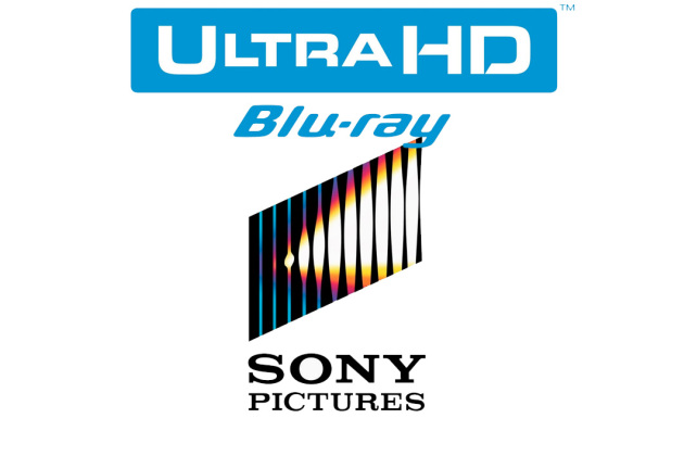 Sony Pictures annonce ses premiers Blu-ray 4K pour 2016