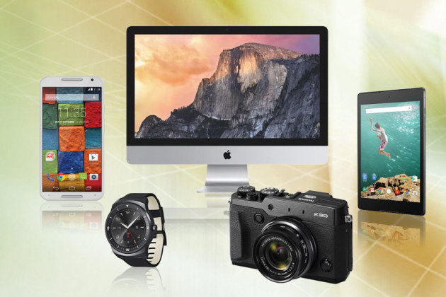 Apple iMac 27 pouces Retina 5K, Google Nexus 9, LG G Watch R... le top des tests