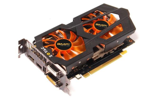 Zotac GeForce GTX 660 Ti AMP ! Edition