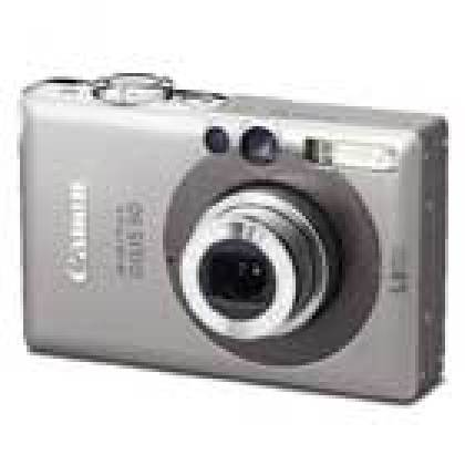 Canon Digital Ixus 50