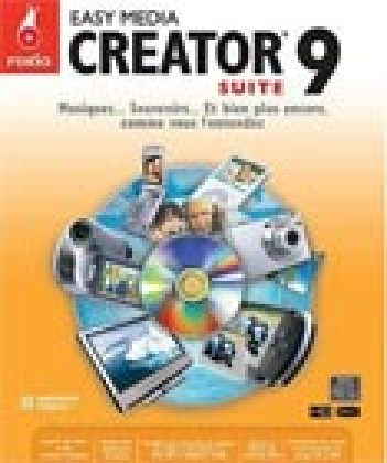 Easy Media Creator 9 Suite : une suite en avance sur son temps