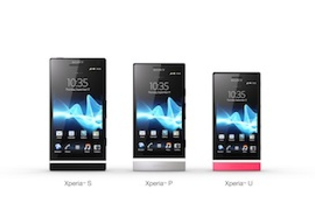 MWC 2012 : Sony Mobile Communications complète sa gamme Xperia