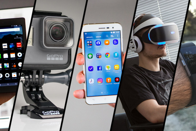 Sony Playstation VR, GoPro Hero5 Black, Asus zenfone 3... le top 5 des tests