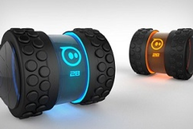 CES 2014 : Sphero 2B, la nouvelle version de la balle robotique