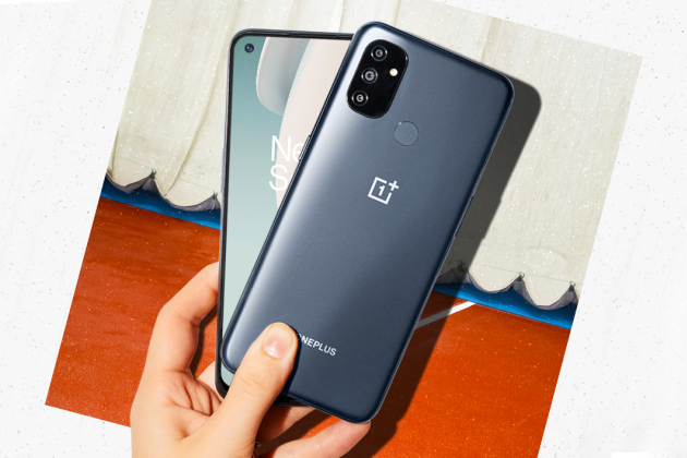 Le OnePlus Nord N100.