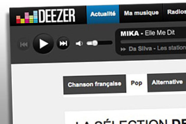 Streaming : Deezer remporte une bataille contre Universal