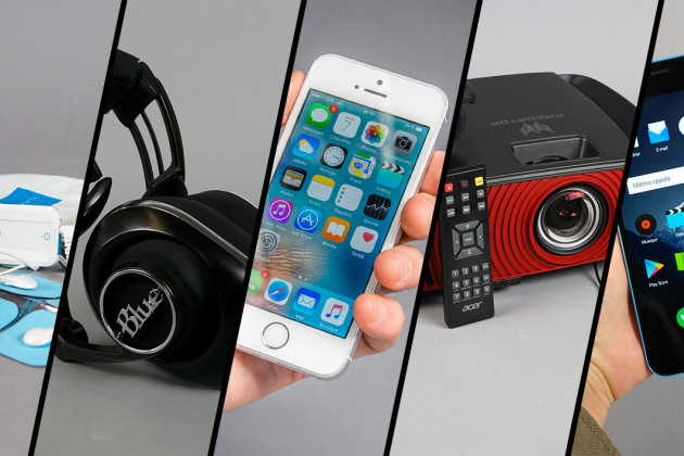 Apple iPhone SE, Acer Predator Z650, Meizu M2... le top 5 des tests