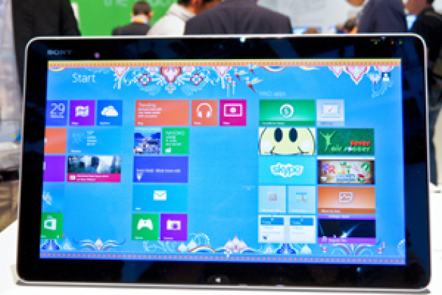 IFA 2012 : Sony étoffe ses gammes Xperia, Vaio et Bravia