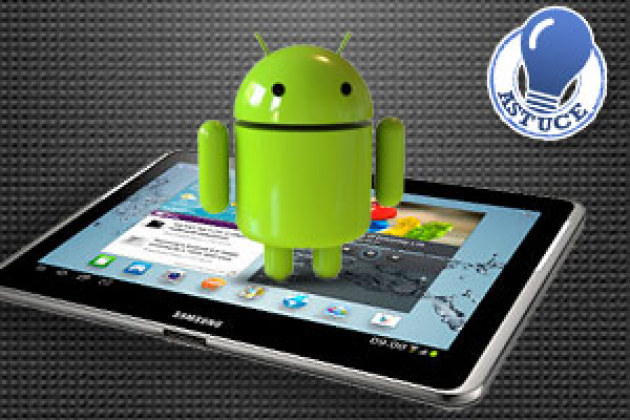 Android / Marquer sa tablette