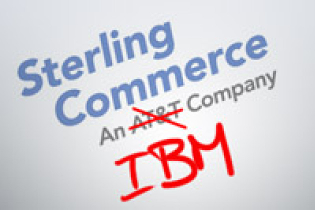 Echanges B to B : IBM reprend Sterling Commerce